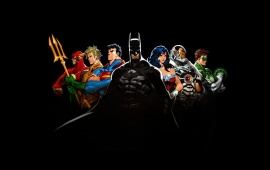 Justice League DC Comics