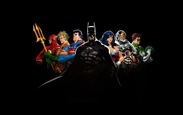 Justice League DC Comics (click to view)