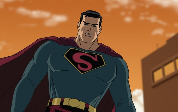 Justice League New Frontier Superman (click to view)
