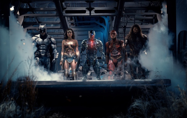 Justice League Super Hero (click to view)