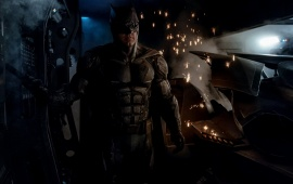 Justice League Tactical Batsuit