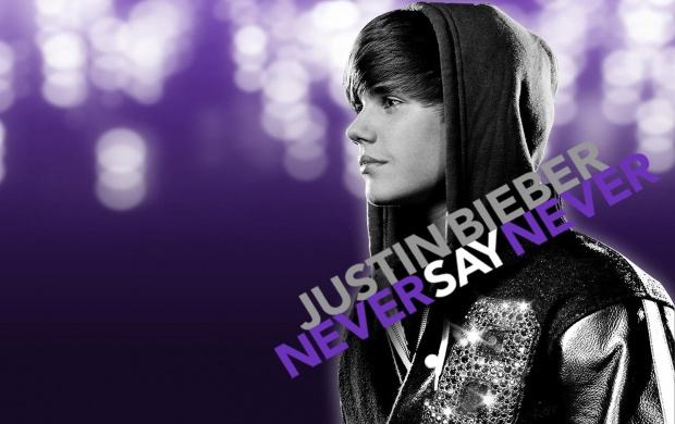 Justin Bieber Never Say Never (click to view)
