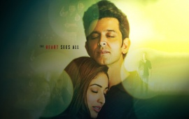 Kaabil The Heart See All Poster