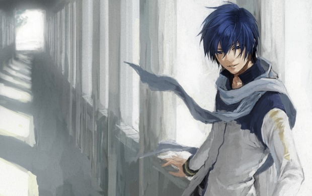 Kaito Vocaloid (click to view)