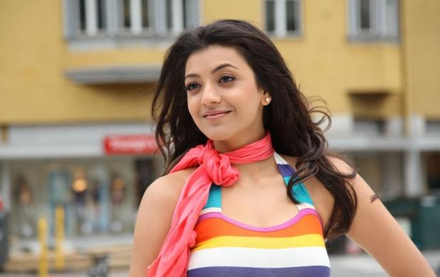 Kajal Agarwal In Dhada (click to view)