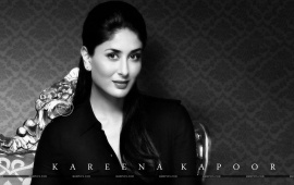 Kareena Kapoor In Black Shirt