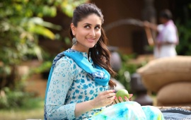 Kareena Kapoor Khan In Singham Returns Movie