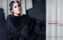Kareena Kapoor Khan With Curtain
