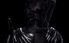Katniss Everdeen In The Hunger Games: Mockingjay
