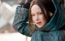 Katniss Everdeen The Hunger Games Mockingjay Part 2