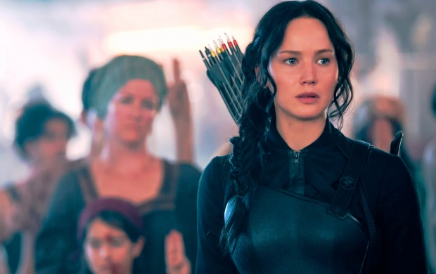 Katniss The Hunger Games:Mockingjay (click to view)