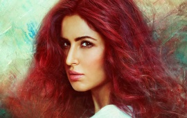 Katrina Kaif As Firdaus In Fitoor