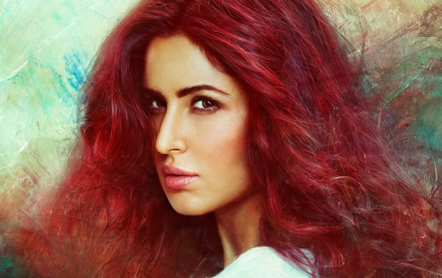 Katrina Kaif As Firdaus In Fitoor (click to view)