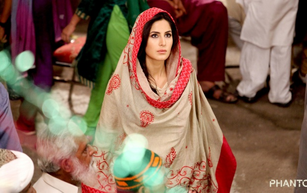 Katrina Kaif Different Look In Phantom (click to view)