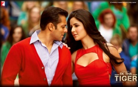 Katrina Kaif Hot In Ek Tha Tiger