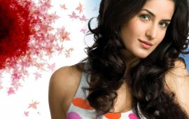 Katrina Kaif in Sleeveless T Shirt