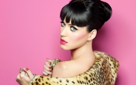 Katy Perry Pink Bacground
