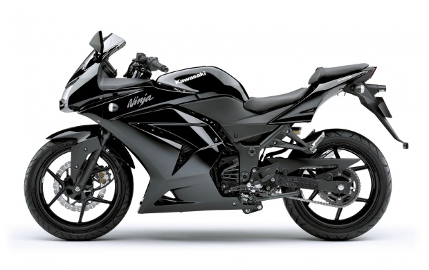 Kawasaki Ninja 250R Black (click to view)