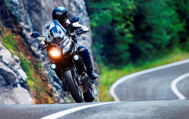 Kawasaki Versys 1000 2015 Wallpapers
