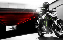 Kawasaki Z650 Unveiled At EICMA