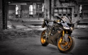 Kawasaki ZX6-R Background