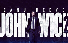 Keanu Reeves In John Wick Chapter 2