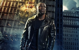 Kevin Hart What Now Poster