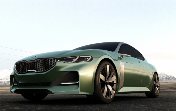 Kia Novo Concept 2015 (click to view)