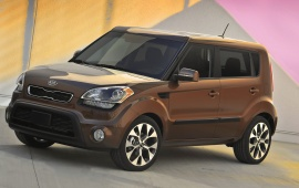 Kia Soul USA Version 2013