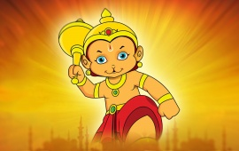 Kid Hanuman Cartoon