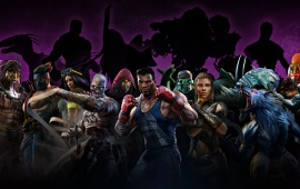 Killer Instinct All Characters