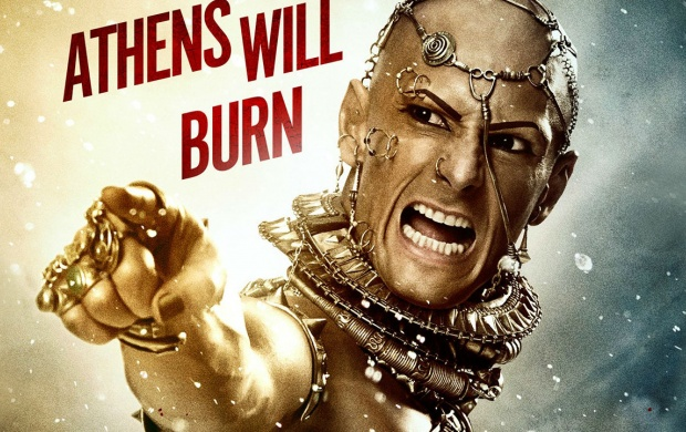 King Xerxes 300: Rise Of An Empire (click to view)