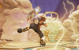 Kingdom Hearts III Screenshots