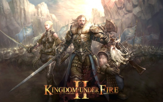 Kingdom Under Fire II 2013 Game (click to view)