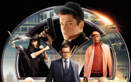 Kingsman: The Secret Service 2015