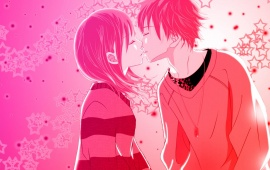 Kiss Anime Love