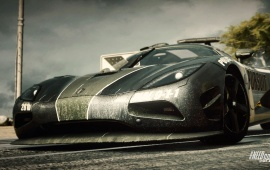 Koenigsegg Agera Cop Car Need For Speed: Rivals 2013