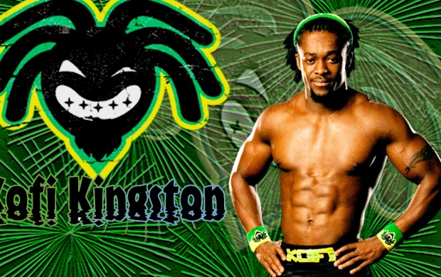 Kofi Kingston (click to view)