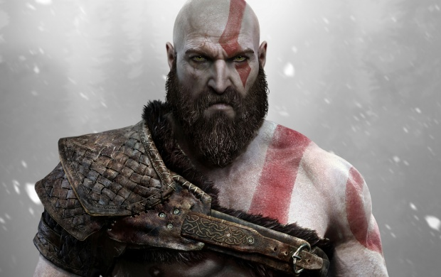 Kratos God Of War PS4 (click to view)