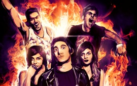 Krewella And Adventure Club