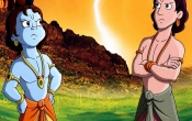 Krishna And Balram Cartoon