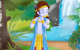 Krishna Childhood
