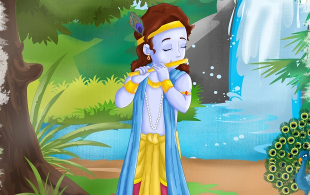 krishna childhood t3