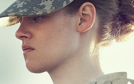 Kristen Stewart In Camp X-Ray 2014