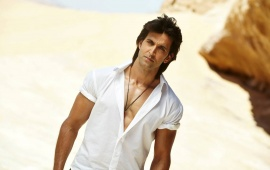 Krrish 3 Dashing Hrithik Roshan