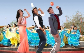 Krrish 3 Movie Still