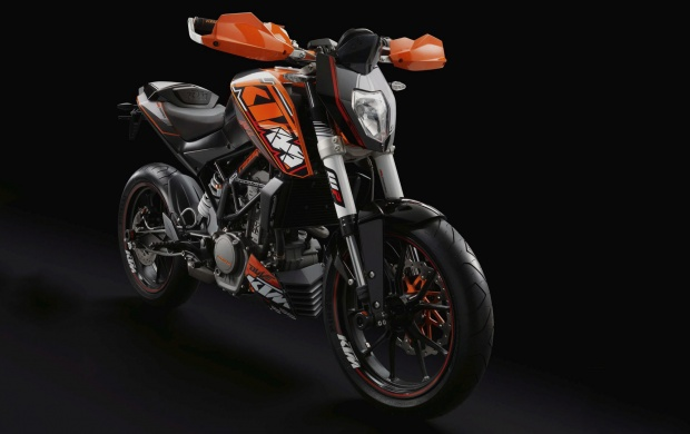 KTM 125 Duke (click to view)