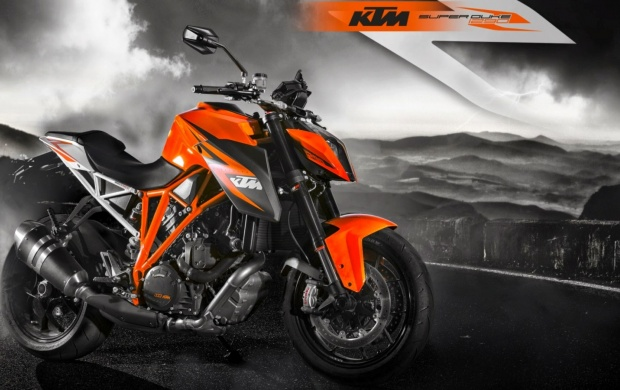KTM 1290 Super Duke R 2014 (click to view)