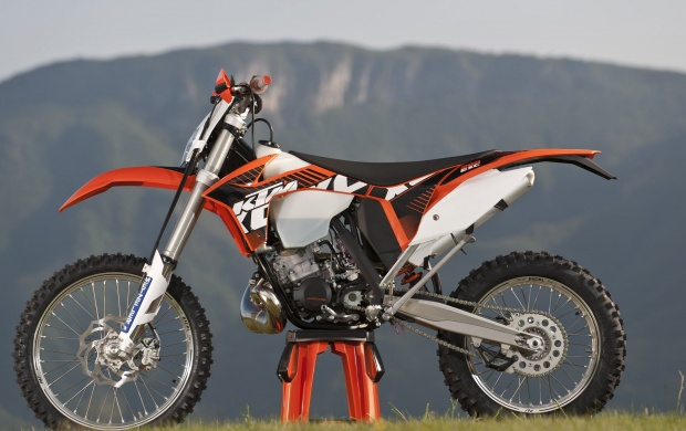 KTM 250 EXC 2012 (click to view)