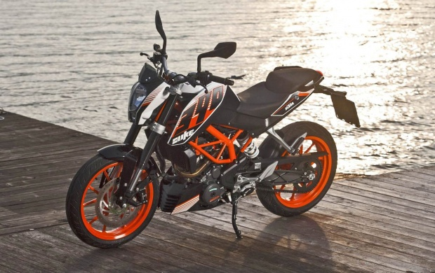 KTM 390 Duke 2014 (click to view)